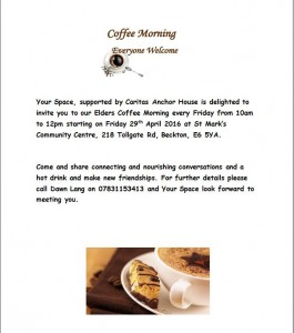 coffee morning
