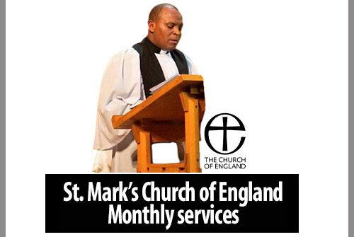 St Mark's Church of England Beckton