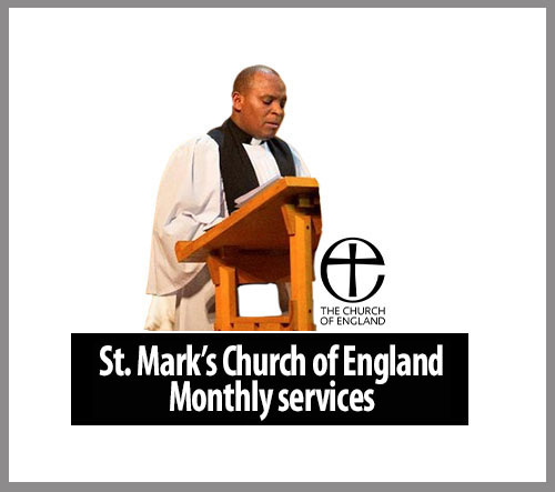 st marks of england