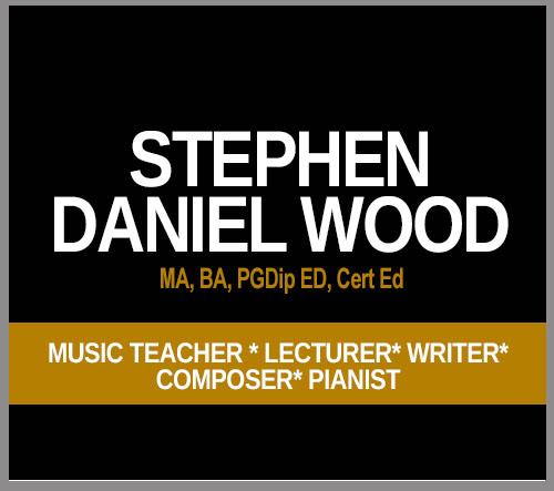 stephen daniel wood